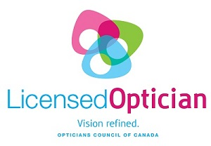 Licensed Optician Logo